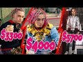 600 000 РУБЛЕЙ НА ЛУК. LIL PUMP – GUCCI GANG.  LIShop