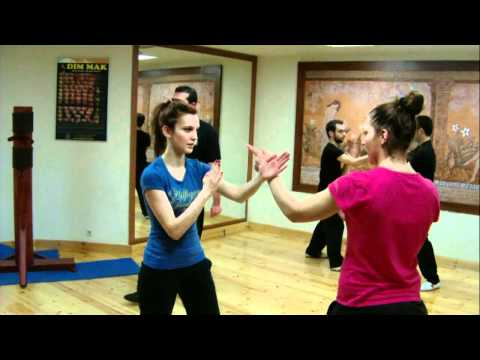 Street Defense Wing Chun