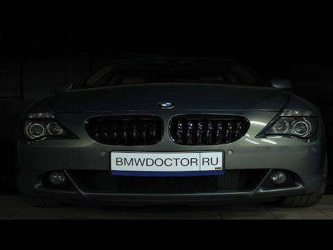 Тюнинг BMW ... V8 n62. Замер Мощности До и После установки Supersprint коллекторов