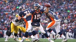 getlinkyoutube.com-Tim Tebow's Playoff Win: Steelers vs. Broncos 2011 | AFC Wild Card Game Highlights