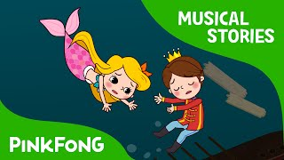 getlinkyoutube.com-The Little Mermaid | Fairy Tales | Musical | PINKFONG Story Time for Children