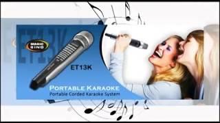Magic Sing Karaoke Mic Set