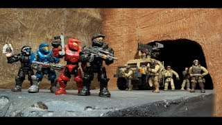 Call Of Duty vs Halo: Capitulo 4  | Mega Construx width=