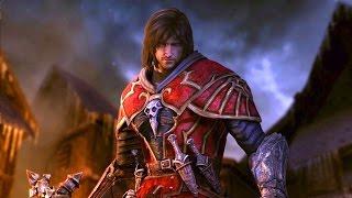 getlinkyoutube.com-Dracula Repels Castle Siege by Brotherhood (Castlevania: Lords of Shadow 2   Prologue   Titan)