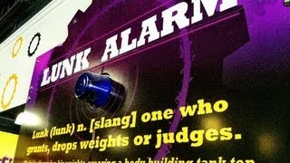 PLANET FITNESS LUNK ALARM TROLLING - Awkward Gym Moments