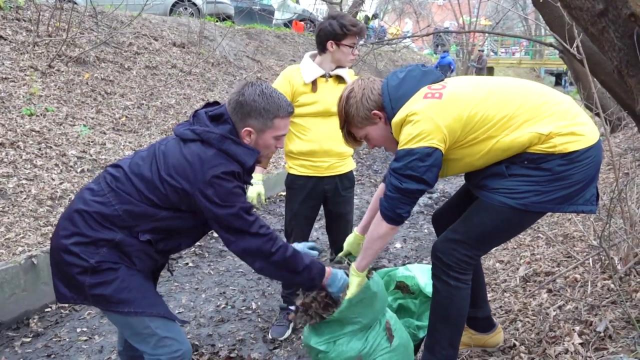 Член Общественной палаты Московской области Чугунов Д.А. рассказывает о волонтерстве