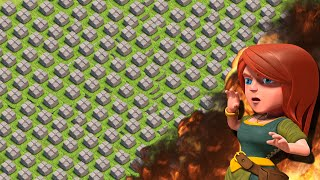 getlinkyoutube.com-A VILA NUNCA VISTA ANTES NO CLASH OF CLANS