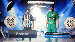 UNIFORME FIGUEIRENSE FIFA 13 - 13/14 width=