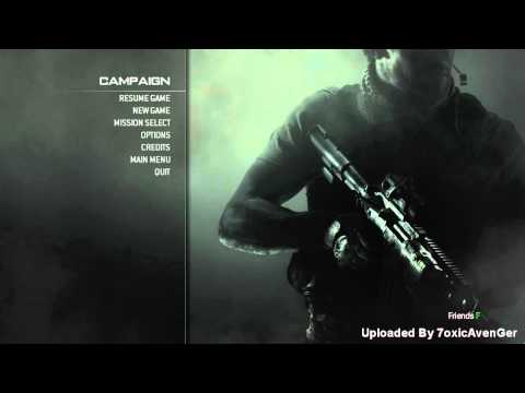 Call of Duty: Modern Warfare 3 - Single Player Menu Theme