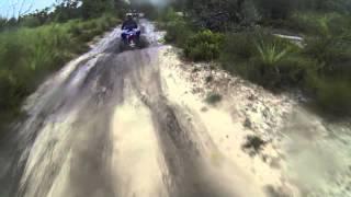 getlinkyoutube.com-Yamaha Raptor 700 trail blazing