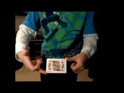 The Card Levitation...Secret Revealed!!!!!!!!!!! (Hummer Card)