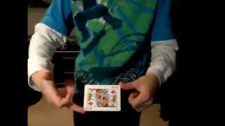 getlinkyoutube.com-The Card Levitation...Secret Revealed!!!!!!!!!!! (Hummer Card)