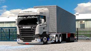 getlinkyoutube.com-Role Scania Streamline R480 ETS2 - RONCO DIRETO
