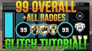 getlinkyoutube.com-NBA 2K16 *NEW* Instant 99 Overall w/ All Gold Badges Glitch
