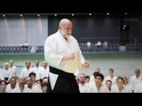 Aikido Class: Ulf Evenas - 12th IAF Congress in Takasaki