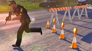 getlinkyoutube.com-Arma 3 Life Police #52 - Traffic Checkpoint Goes Wrong