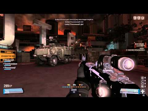 Blacklight  Retribution OS HARDCORE (rogol zombie)  part 1 by azzam5867