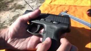 getlinkyoutube.com-Pistola Taurus PT 138 Millennium PRO