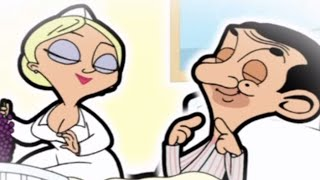 getlinkyoutube.com-Mr Bean the Animated Series - Nurse