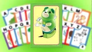 getlinkyoutube.com-Interactive Letter Factory Flash Cards for Tag Junior - Letter Names & Sounds | LeapFrog