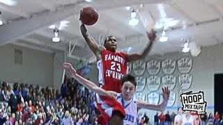 getlinkyoutube.com-Seventh Woods Is The BEST 14 Year Old In The Country! CRAZY Athlete