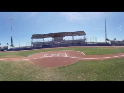 Baseball Stadium Field at IMG Academy