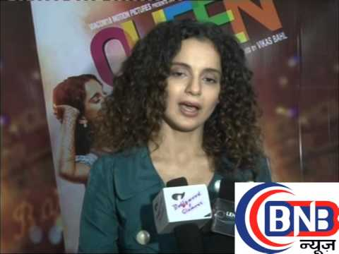 KANGNA RANAWAT INTERVIEW FILM QUEEN