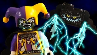LEGO NEXO KNIGHTS - LIGHTNING JESTRO MEGA COMPILATION