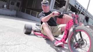 getlinkyoutube.com-Intuitive Iron Motorized drift trike Vol. 1