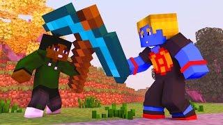 getlinkyoutube.com-Minecraft: ITENS SUPER GIGANTES ‹GINCANA DA SORTE›