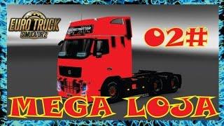 getlinkyoutube.com-Euro Truck Simulator 2- Volvo- Mega loja acessórios- para todos caminhões