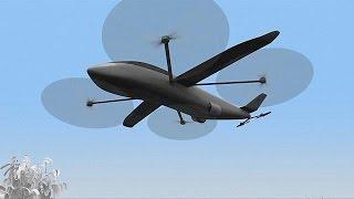 getlinkyoutube.com-Geleceğin ulaşım aracı SkyCrusier - hi-tech