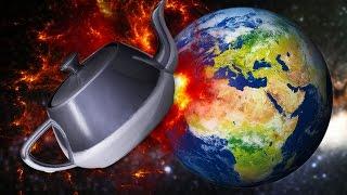 GIANT SPACE TEAPOTS   Universe Sandbox 2 #3