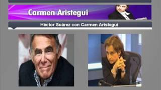 getlinkyoutube.com-Héctor Suárez con Carmen Aristegui