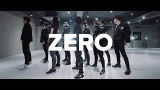 getlinkyoutube.com-Zero - Chris Brown / Lia Kim Choreography