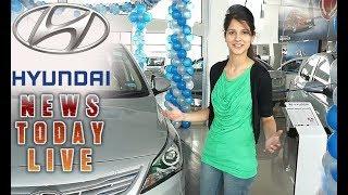 getlinkyoutube.com-News Today Live | HYUNDAI VERNA FLUIDIC 4S | Facelift Latest Sedan Car Review