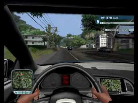 Test Drive Unlimited - prezentacja gry