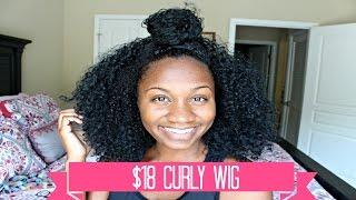 getlinkyoutube.com-It's a WIG?!! $18 HW Ellie | EiffelCurls