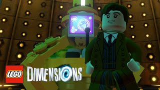 getlinkyoutube.com-LEGO Dimensions - Tenth Doctor Free Roam With Commentary
