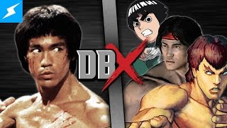 getlinkyoutube.com-DBX: Bruce Lee VS The World