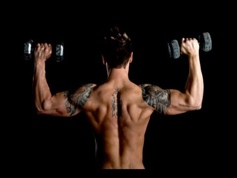 Complete Shoulder Workout for Home , Get big Delts Fast!