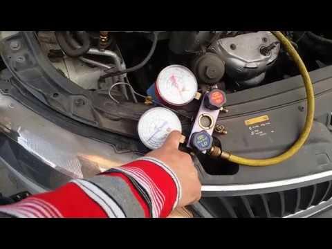 Заправка кондиционера Skoda Fabia (Skoda Rapid, VW Polo Sedan) Ошибка 00229
