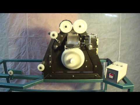 Máquina de Fazer Esponja de Aço Inoxidável.
