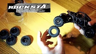 getlinkyoutube.com-Rocksta Crawler | Wheel and tire Upgrade Options