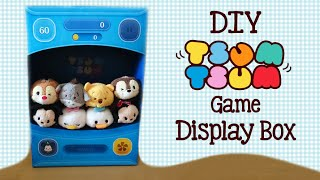 getlinkyoutube.com-DIY Tsum Tsum Game Display Box