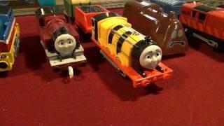 12 Custom Trackmaster Thomas Trains7