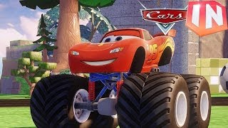 getlinkyoutube.com-★ CARS 2 ★ Playset - Disney Infinity  - GAMEPLAY [HD] #19