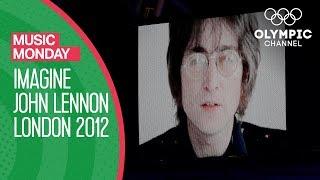 getlinkyoutube.com-John Lennon's Imagine London 2012 - Children's Choir Performance