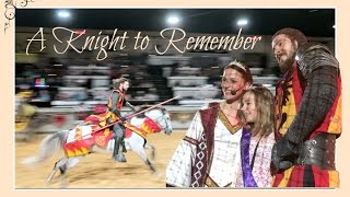 A MEDIEVAL KNIGHT TO REMEMBER | QUEEN OF LOVE & BEAUTY | Flippin' Katie