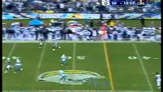 getlinkyoutube.com-Titans vs. Chargers, AFC Playoffs, 2008